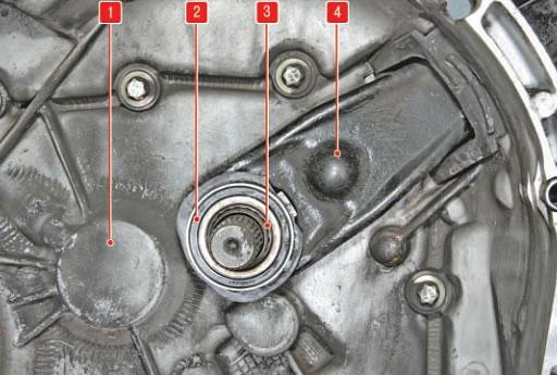 Рено симбол замена сцепления 185